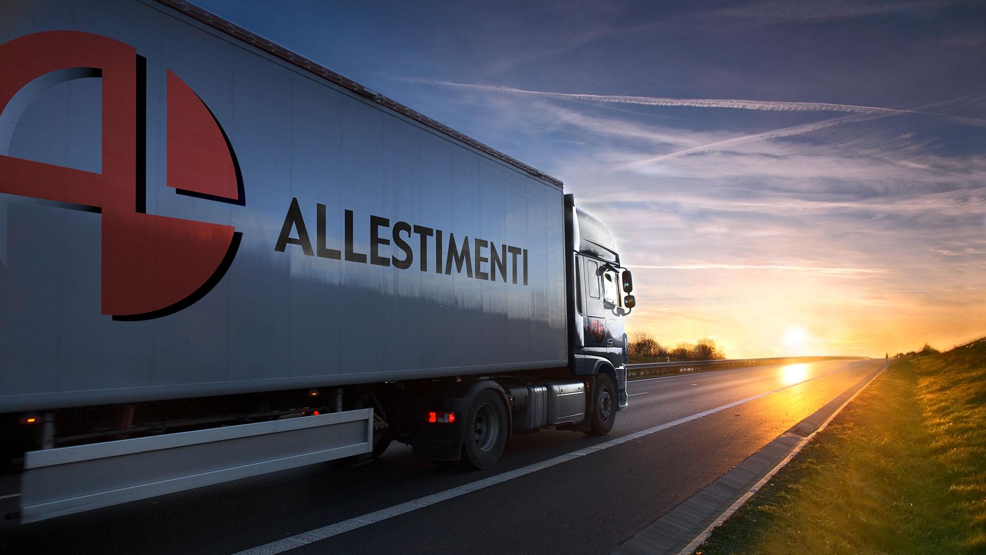 trasporto allestimenti fieristici - Al Allestimenti: allestimenti stand fieristici